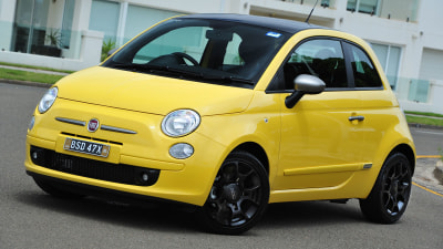 2012 Fiat 500 TwinAir On Sale In Australia