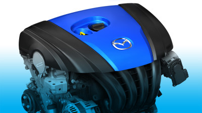 Mazda SkyActiv-G 1.3 Litre Engine Debuts In Japan