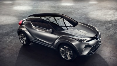 Toyota C-HR Could Get Name Change In The Move To Production