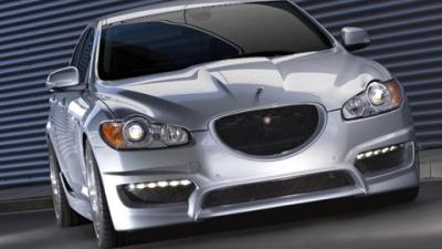 Arden Fiddles with Jaguar XF, gets 410kW AJ 21