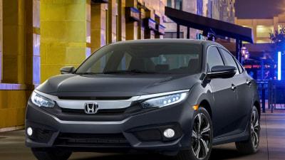 Honda Confirms 1.0 Turbo Engine For European Civic