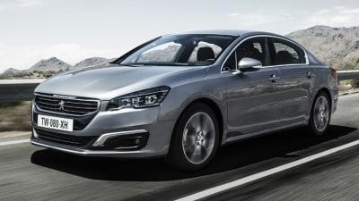 2015 Peugeot 508 Revealed Further Ahead Of Paris Debut