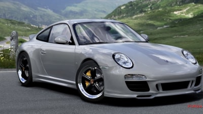 Gaming: Porsche Cars Hit Forza Motorsport 4 At Last... But No 991