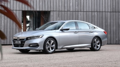 Honda stays in slumping sedan market, new Accord priced from $47,990