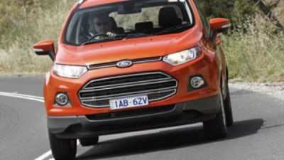 Ford EcoSport first drive review