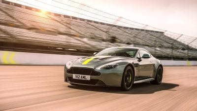 Aston Martin Unveils Production-Spec Vantage AMR Limited edition