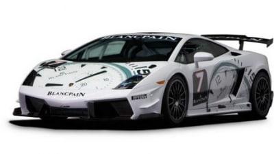 Lamborghini Creates One-Make Series With Super Trofeo