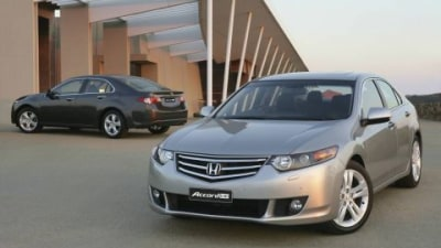 2008 Honda Accord Euro Launched in Australia