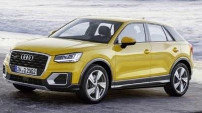 Audi Q2 revealed
