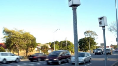 New QLD Speed Camera Nabs 550 In First Week