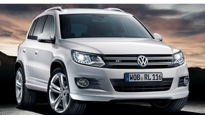 Volkswagen Tiguan, Golf Wagon To Get R-Line Trim, Scirocco R To Stay