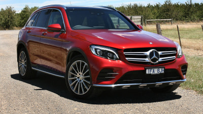 Mercedes-Benz GLC Review   2016 GLC 220d, GLC 250, GLC 250d Review - Fashionably Late To The Medium SUV Party