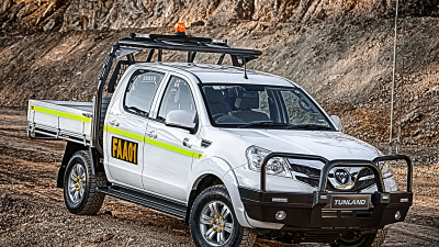 Foton Australia Signs On New Tunland Dealers, Shows Off Mine-Ready Gear