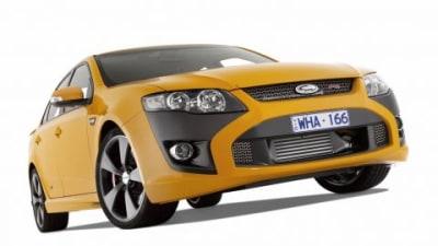 FPV F6 Wins NZ Autocar Car Of The Year Award