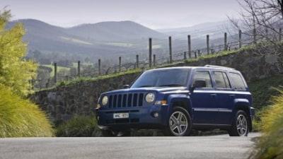 Jeep Planning Three New SUVs By 2013