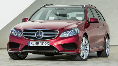 2013 Mercedes-Benz E-Class Pricing Announced For Australia