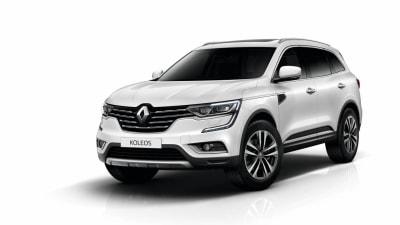 Renault Adds Diesel Koleos To Australian range