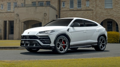 Volkswagen Group could sell Lamborghini - report