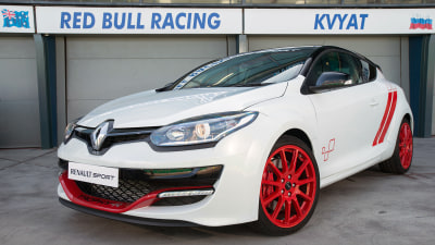 Renault Megane RS 275 Trophy-R To Set Lap Record At Albert Park