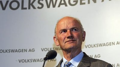Family Feud: VW Head Piech Targeted For Removal By Porsche Chairman.