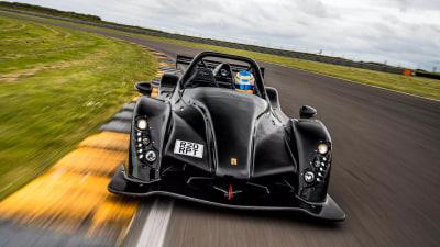 Radical Rapture: Road-legal racer revealed