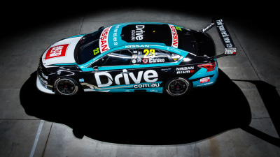 Drive Racing set for Supercars debut