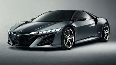 Honda NSX Confirmed For Australia
