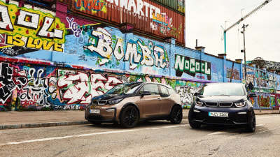 Updated 2019 BMW i3 gets greater range