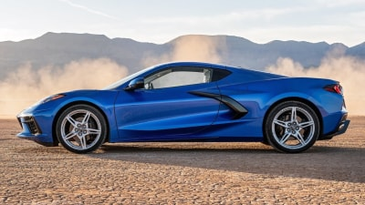 2021 Chevrolet Corvette in right-hand-drive testing - report