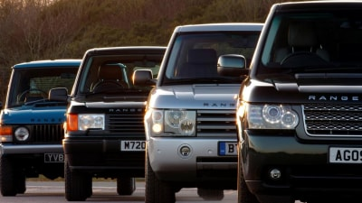 Range Rover Celebrating 40th Anniversary Ahead Of New Model Launches