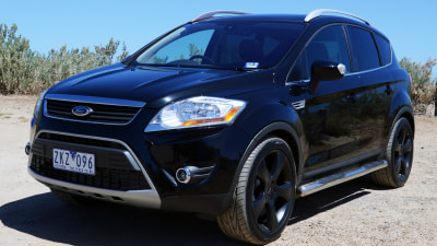 Walkinshaw Performance Launches Irmscher Ford Kuga Tuning Package