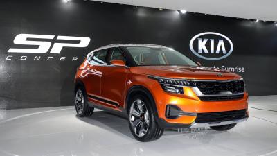 2018 Kia SP Concept revealed