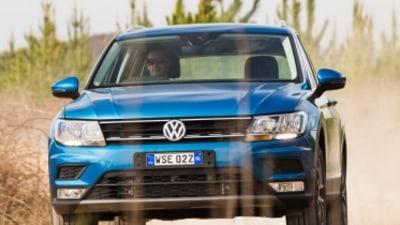 2016 Volkswagen Tiguan new car review