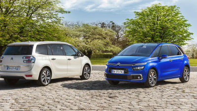 Citroen C4 Picasso And Grand C4 Picasso Updated – Arriving In Australia Next Year
