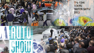 2013 Tokyo And Los Angeles Motor Shows: Ten Of The Best