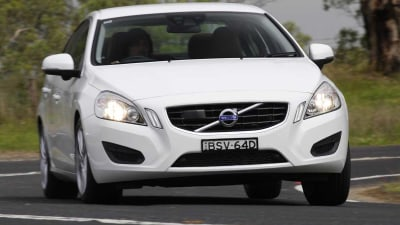 2012 Volvo S60 And V60 DRIVe Fuel-sippers Under Consideration For Australia