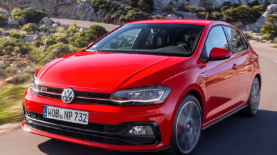 2018 Volkswagen Polo GTI pricing and details