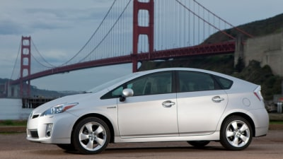 Overheating Dogs Toyota Prius in US