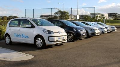 2013 Volkswagen Think Blue Fuel Economy Challenge