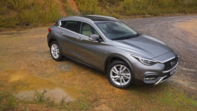 Oops - New Infiniti QX30 Goes For Half Price In US Advertising Bungle