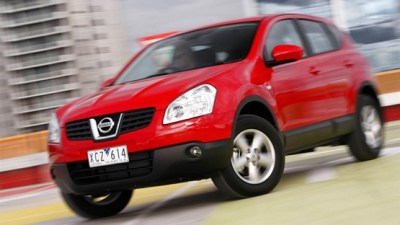 2009 Nissan Dualis 2WD Hatch Launched, On Sale Mid-August
