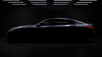 2020 BMW 8 Series Gran Coupe teased