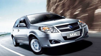 Geely MK Asbestos Discovery Sparks Recall In Australia