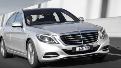2014 Mercedes-Benz S-Class: Four New Variants Added To Australian Line-Up