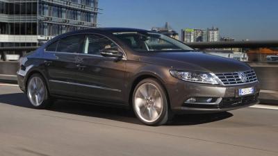 Volkswagen Planning Smaller CC To Rival Mercedes CLA: Report