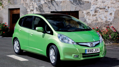 Honda Jazz Hybrid Debuts At Paris