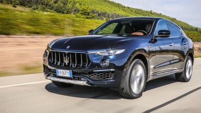Maserati introduces cheaper Levante