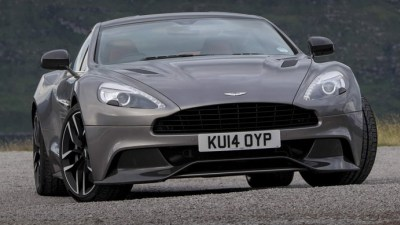 Aston Rolls Out Key Updates, Daimler Boosts Share To 5 Percent