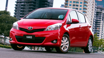 2012 Toyota Yaris On Sale In Australia: More Features, Greater Value