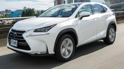 Lexus NX Hybrid: Australian Fuel Figures Confirmed